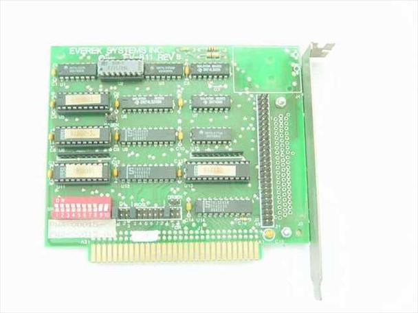 Everex Half Card Adapter for Tape Drive Rev B (EV-811)