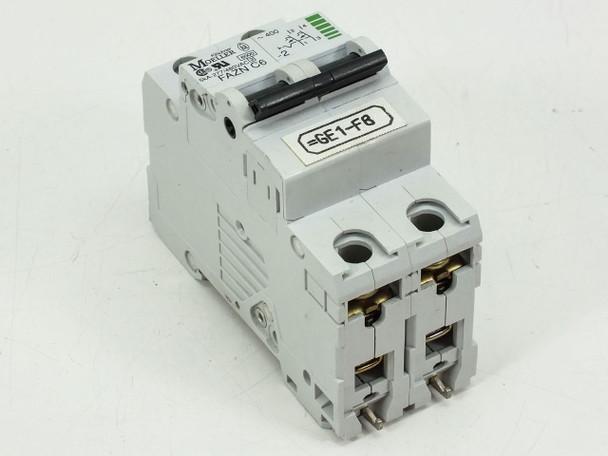 Eaton Moeller Circuit Breaker (FAZN C6)