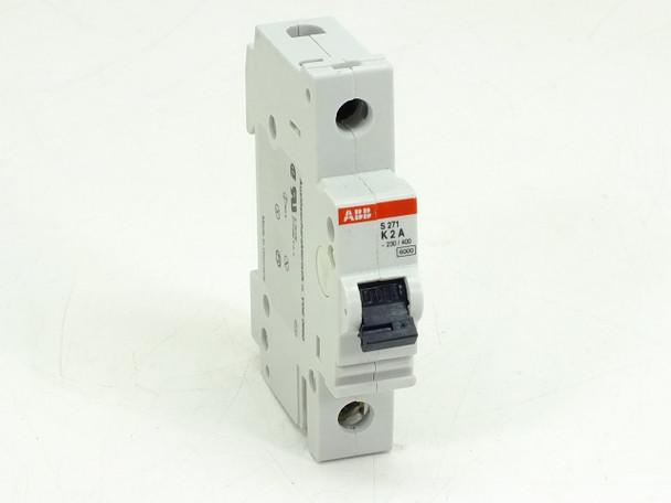 Circuit Breaker 2 amp 277/480vac