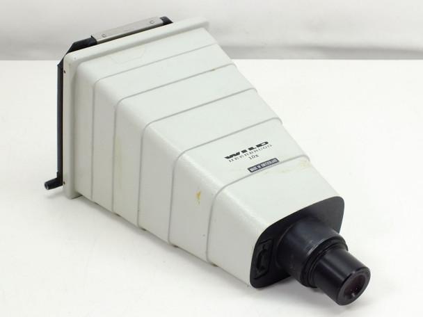 Wild Heerbrugg Microscope Polaroid Camera Adapter Lens (1.0x)