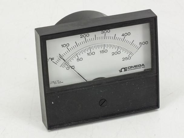 Omega Pyrometer High Performance Parallax Mirror Display (7035-J-500)