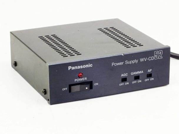 Panasonic WV-CD52 120V CCTV Power Supply for CCTV Camera Model WV-CD51