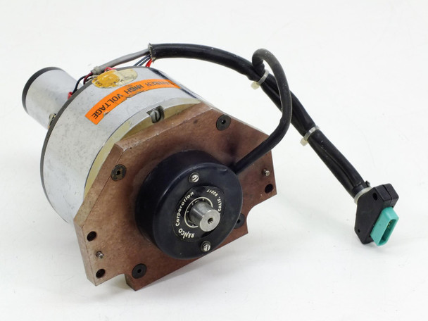 Electro-Craft Moving Coil Servo Motor-Tach (1030-01-026)