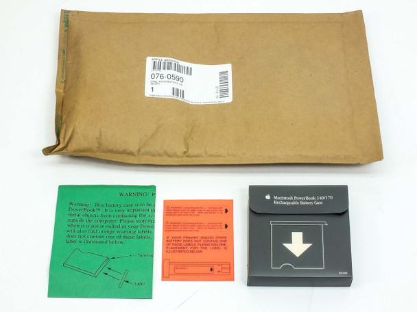 Apple 076-0590 Service Kit for Powerbook 140/170 - 600-0488 Battery Case (M5417)