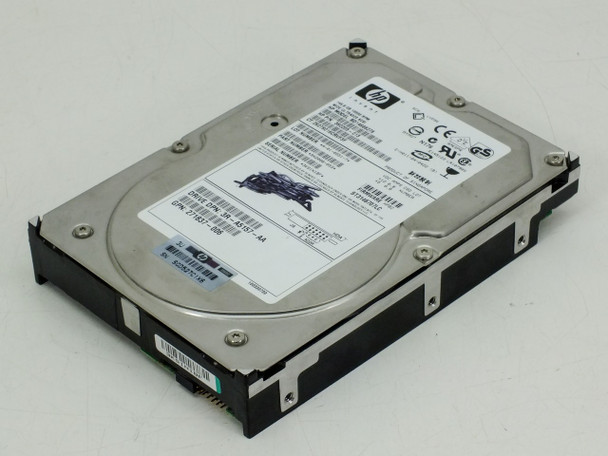 "HP BD14688278 146GB 3.5"" SCSI Wide Ultra320 Hard Drive - 80-Pin SCA Hot Swap"