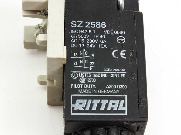 Rittal Door-Operated Switch (SZ 2586)