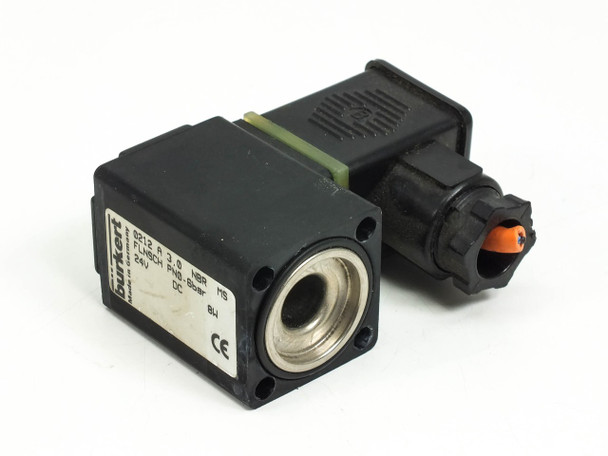 Burkert 2-way Solenoid Valve Direct Acting (0212 A)