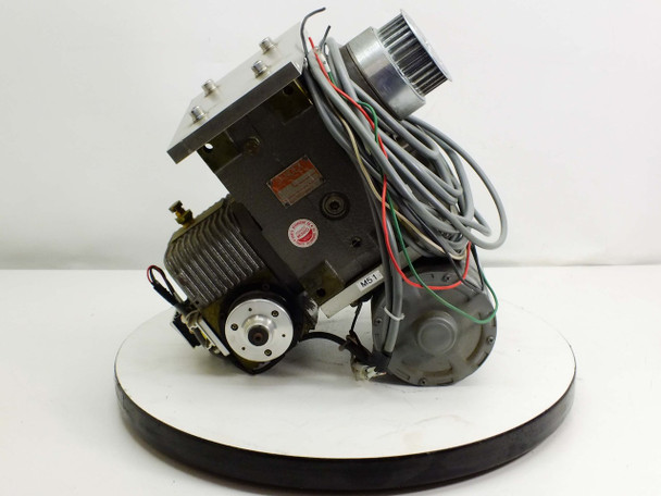 Sankyo P65-022720-L2R3A5 Sandex Parallel Indexing Electric Motor Drives