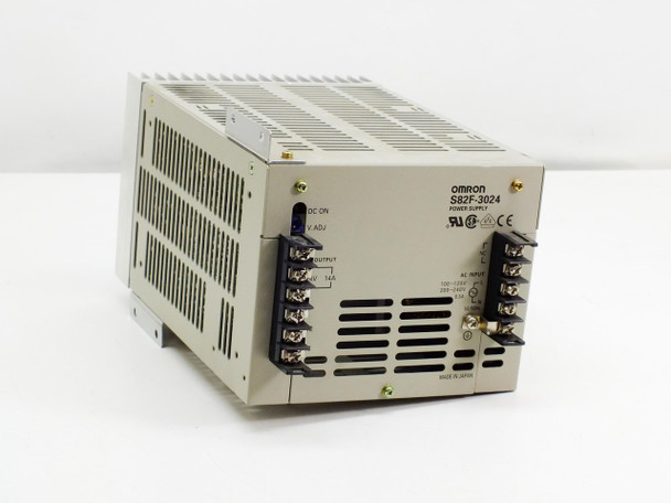 Omron Power Supply 24V 14A (S82F-3024)