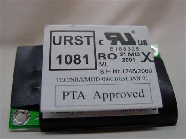 Toshiba K000833900 Satellite 1105 Modem PCB