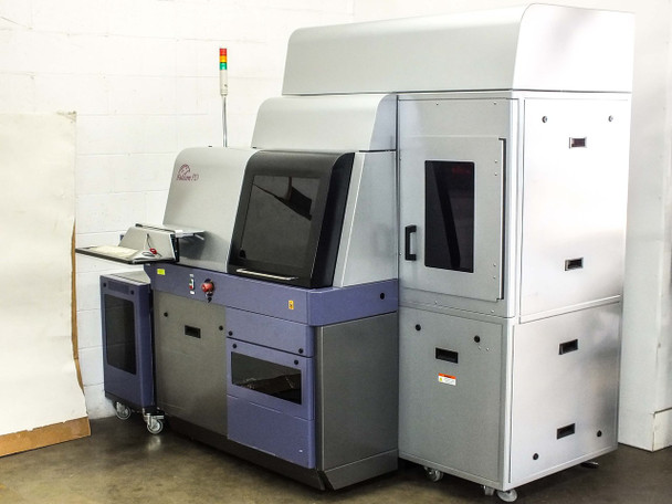 Camtek Falcon PD 200mm Wafer Inspection System with Basler A201b Camera - As Is