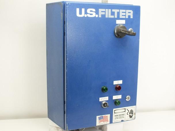 Saginaw Industrial Control Panel Enclosure No.AT682876