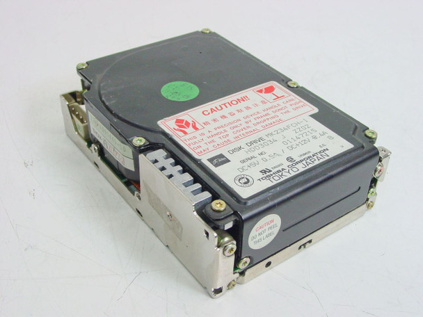 "Toshiba 106MB 3.5"" HH IDE Hard Drive (MK234FCH-I)"