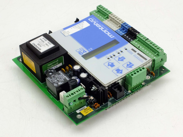 Montalvo X-3400Pce-RW-DN Tension Controller PDB Board for System 3000 Series