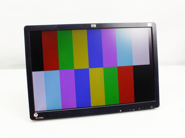 HP 19 Inch Widescreen LCD Monitor - No stand (L1908W)