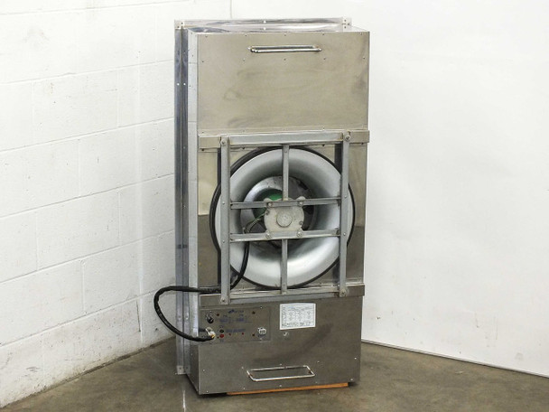 "Deviser DW-420S Cleanroom Blower Exhaust Fan 47"" x 23"" x 12"" - AS IS"