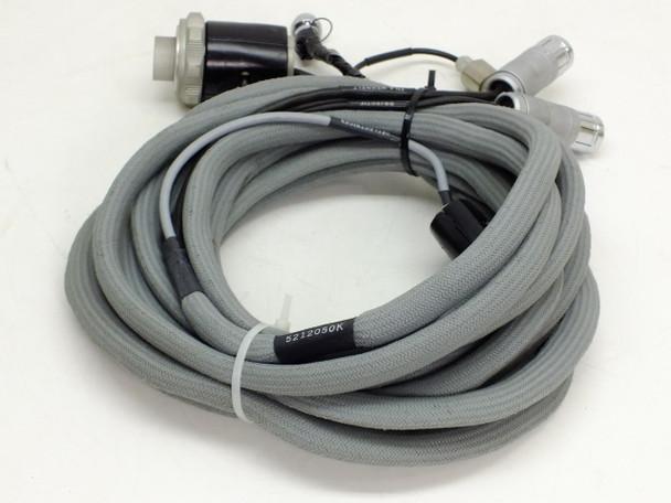 Riber 1010 E-Gun Power Supply with Cables ACE IOIO