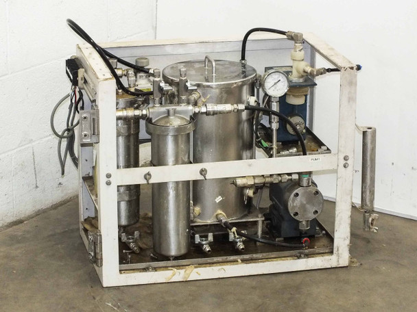 Unbranded Custom Lacquer Dispensing System w/Chemipon NSD07-S2SC-20MESP Pump