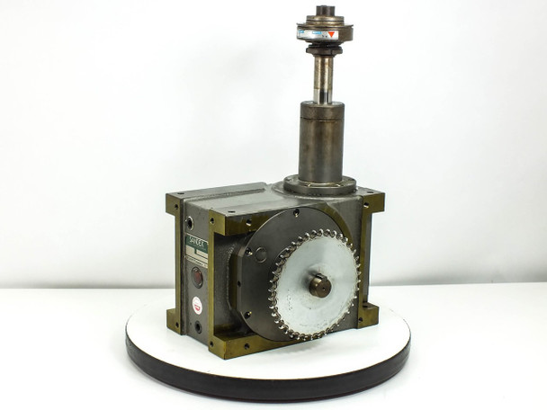 Sandex Rotary Indexing Oscillating Drive Parts Handler 11FU-31469R-L1A1/X