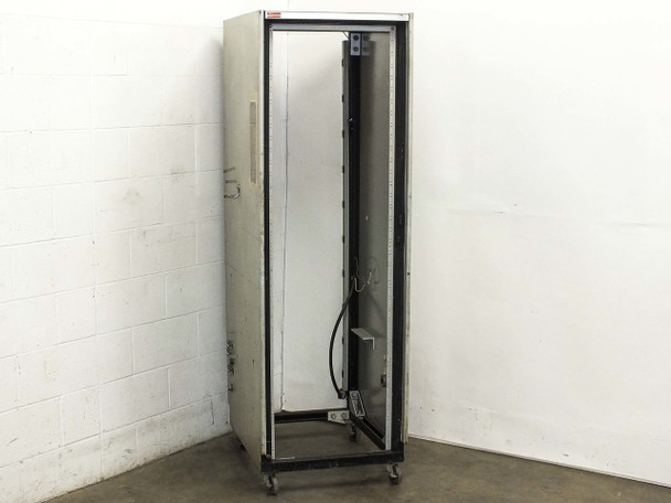 """Generic 38U w/ Power Strips and 220V Adapter 19"""" Cabinet Rackmount Chassis"""