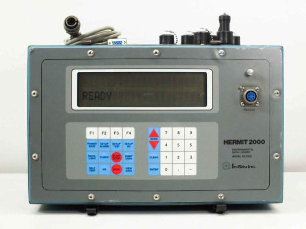 In-Situ HermitEnvironmental Data Logger with RS232 Data Cable SE2000 - AS IS