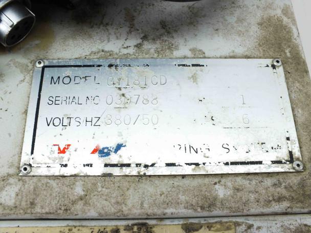 Guann Yinn UV Irradiator/Curing Unit with Power Supply 380V 6A GY181CD