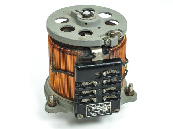 Standard Electric 500BU 7.5 Amp Adjust-a-Volt Variac Variable Transformer 0-135V