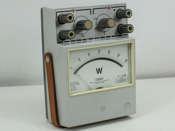Conway Volt / Amp Meter 120/240/480 VAC PLI/W-31