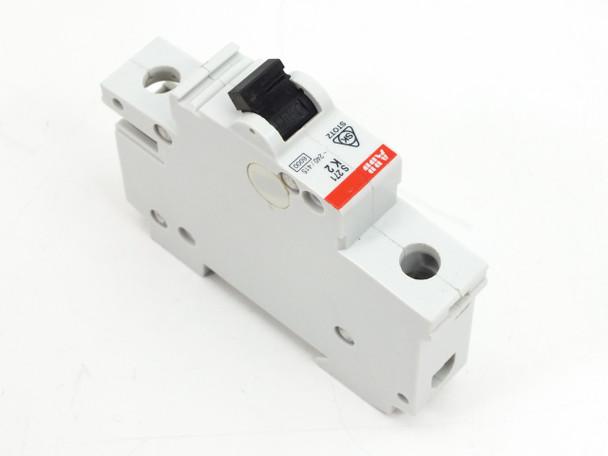 ABB S271-K2 Circuit Breaker 1POLE 277/480VAC