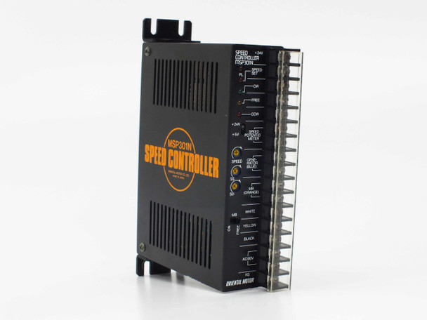Oriental Motor MSP301N Servo Speed Controller - 100 Volt AC