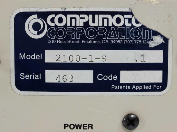 Compumotor 2100-1-S Indexer Code E