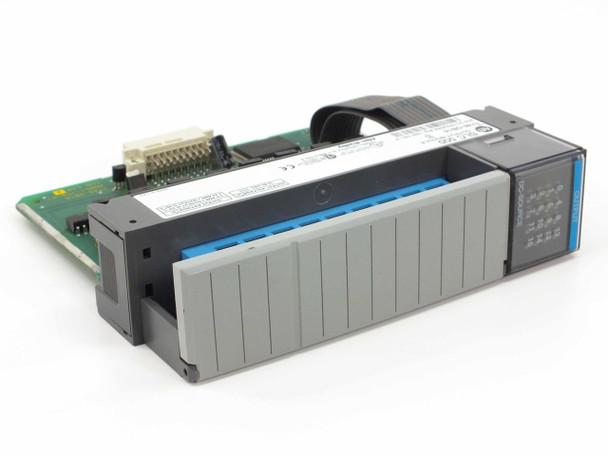 Allen Bradley 1746-OB16 Ser D SLC 500 Output Voltage Module 10-50 Volts DC