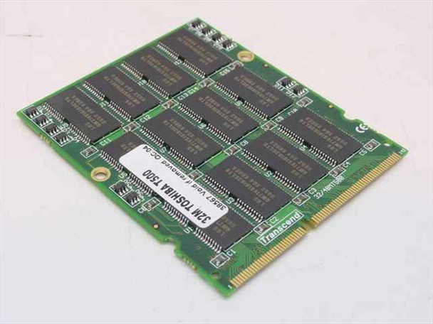 Generic 32MB Toshiba Laptop Memory T500 (Name Brand)