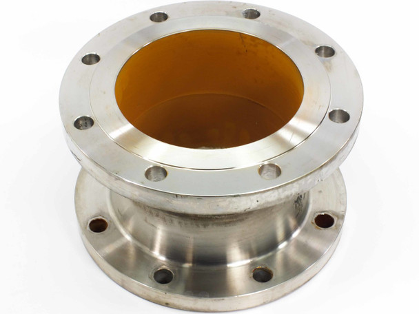 """Enlin Stainless Steel Pipe Flange 7.875"""" Long A/SA182 F304/304L 8.25"""""""