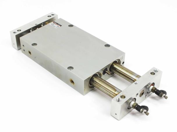 SMC CDPXWL32-75-J79L Series CXWL 12' Pnumatic Linear Slide Unit 145PSI