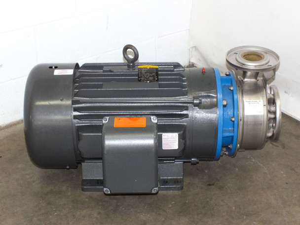 Goulds Pumps G&L Series SSH Centrifugal Pump Single Stage End Suction 230/460VAC