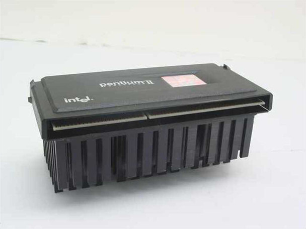 Intel SL2U5 Slot 1 PII CPU 400Mhz Processor 512k Cache Pentium Processor