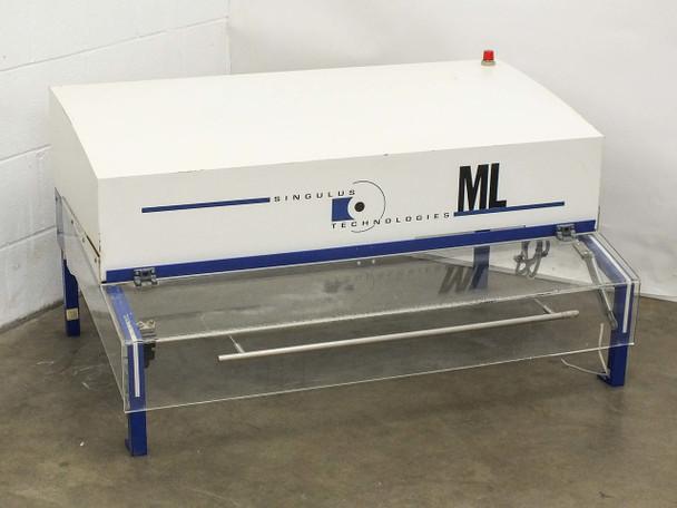 SLEE VLF/M 500-1000 CleanRoom HEPA Laminar Flow Hood BenchTop 230VAC
