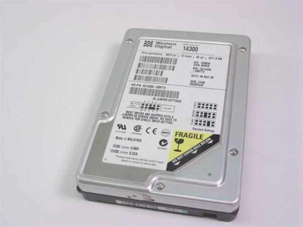 "Western Digital AC14300 Caviar 4.3GB 3.5"" IDE Hard Drive"