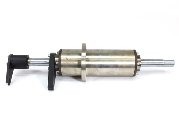 Large Stainless Steel Rotation Cylinder 330mm Long with 630mm Positioning Arm