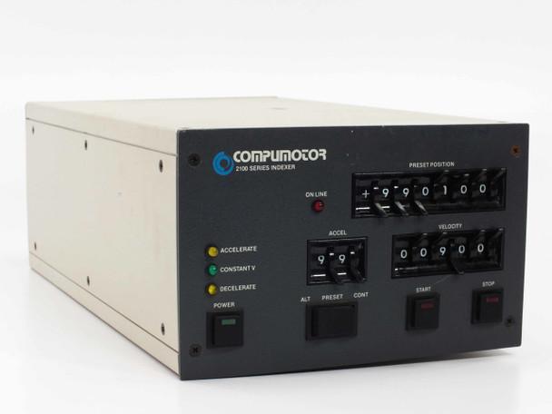 Compumotor 2100-1 Indexer Code P