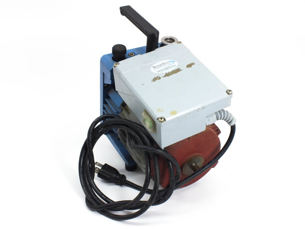 ATB Motor for Brandtech Rotary Vane Vacuum Pump -Missing Head/Screws 0.4HP 120V