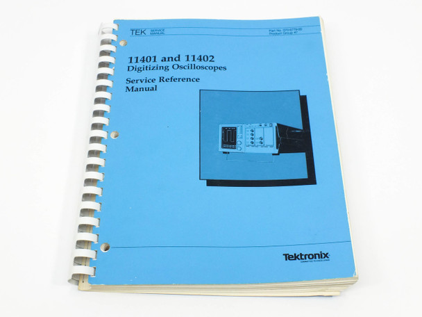 HP 851A/B  Spectrum Analyzer Display Section Operating and Service Manual
