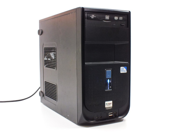 Desktop PC  Computer Intel Dual Core 2.93 GHz 160 GB HDD 2 GB RAM DVD-RW/DL