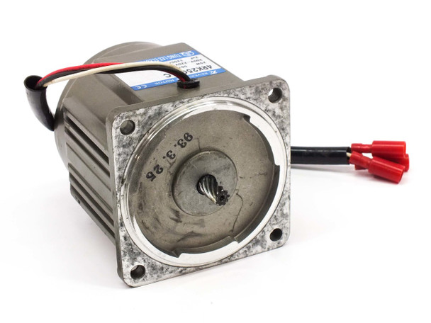 Tung Lee Electrical Reversiable Motor 200-220 VAC 0.35 A 1250/1550 RPM 4RK25GN-C