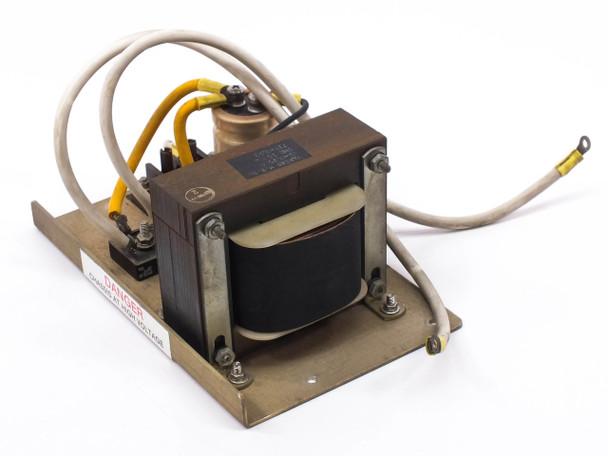 Varian M.E.D. Transformer CMC 1588A with Sprague 622D Capacitor 01-002506