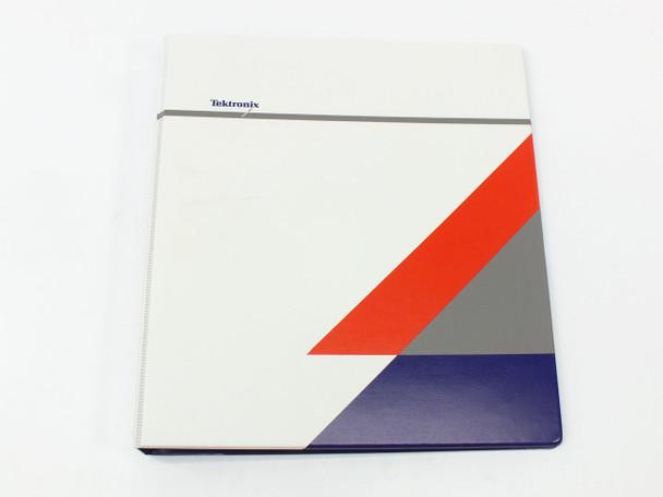 Tektronix Slave Scanner Module User Manual VX4372