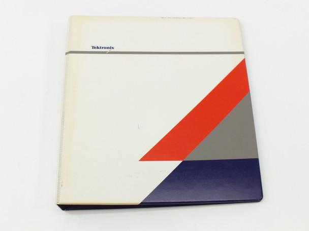 Tektronix VX4234  Digital Multimeter Module User Manual