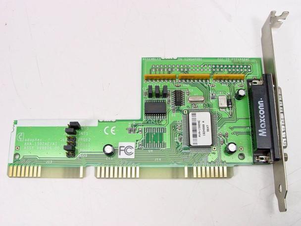 Adaptec AVA-1502AE 16-Bit ISA 25-Pin SCSI Port Controller Card