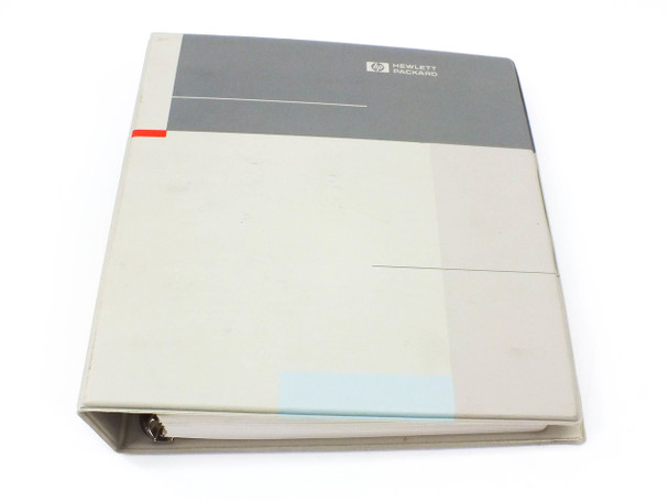 HP Instrument BASIC  Users Handbook